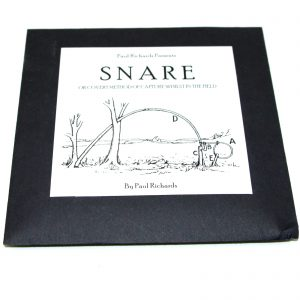 Paul Richards – Snare (Gimmick not included)