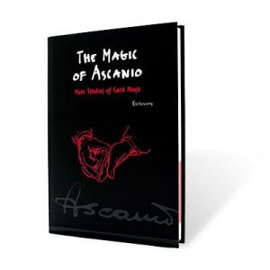 Arturo de Ascanio – Magic of Ascanio Vol. 3 – More Studies Of Card Magic