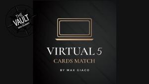 The Vault – Virtual 5 Cards Match