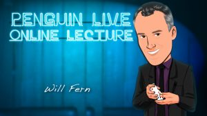 Will Fern – Penguin Live Lecture (2021, March 14th)