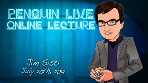 Jim Sisti – Penguin Live Lecture (2014, July 20th)