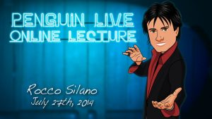 Rocco Silano – Penguin Live Lecture (2014, July 27th)