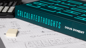 Pre-order: Doug Dyment – Calculated Thoughts