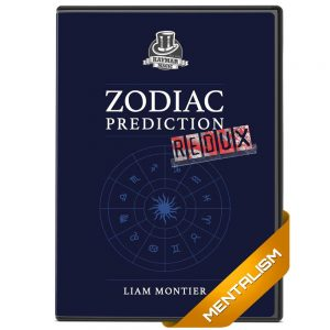Liam Montier – The Zodiac Prediction REDUX aka The Zodiac Revelation (Cards not included)