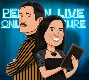 Christian & Katalina – Penguin Live Lecture (2021, January 31st)
