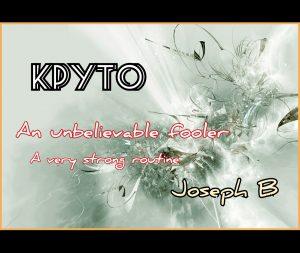 Joseph B. – KPYTO (all files included)