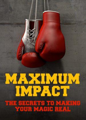 Jay Sankey – Maximum Impact