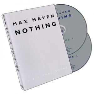 Max Maven – Nothing (all 2 Volumes)