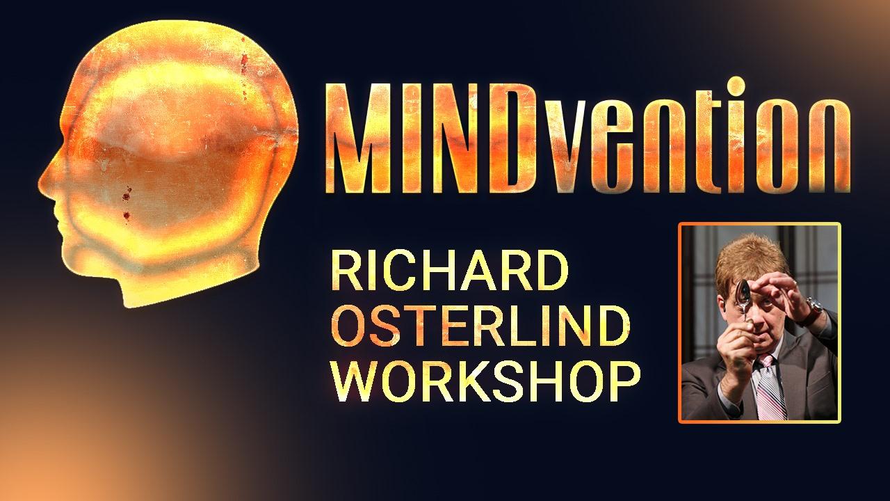 MindVention 2021 – Richard Osterlind Workshop – erdnasemagicstore