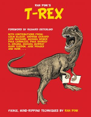 Ran Pink – T-Rex (Videos + ebook)