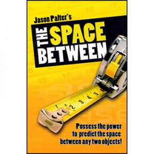 Jason Palter – The Space Between (Gimmick not included)