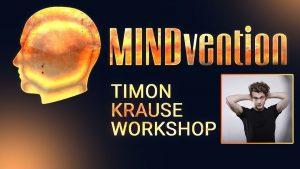 MindVention 2021 – Timon Krause Workshop (+ all pdf files)