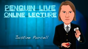 Justin Purcell – Penguin Live Lecture (2021, April 25th)