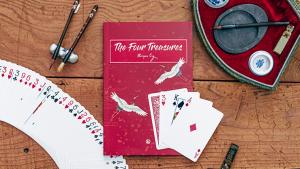 Harapan Ong & TCC – The Four Treasures