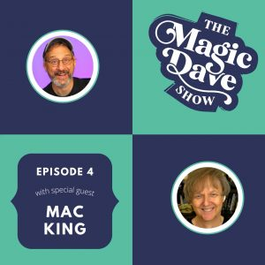 David Williamson – The Magic Dave Show – Mac King