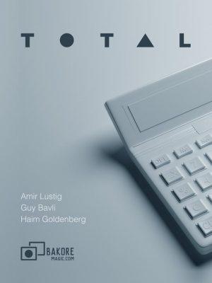 Haim Goldenberg, Guy Bavli & Amir Lustig – TOTAL (app not included)