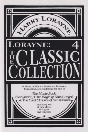 Harry Lorayne: The Classic Collection, Volume 4