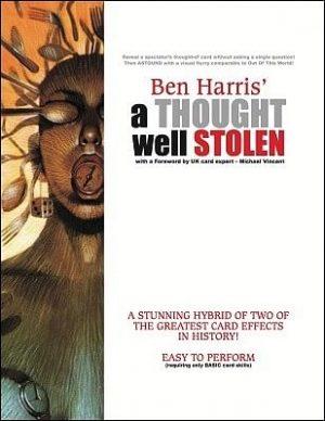 Ben Harris – A Thought Well Stolen (official pdf)
