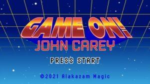 John Carey – Game On