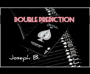 Joseph B. – DOUBLE PREDICTION (Instant Download)
