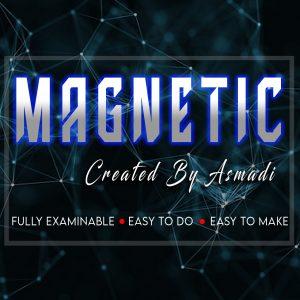 Asmadi – Magnetic