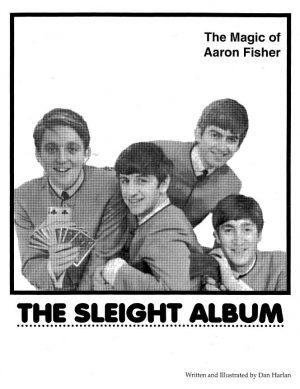 Aaron Fisher – The Sleight Album