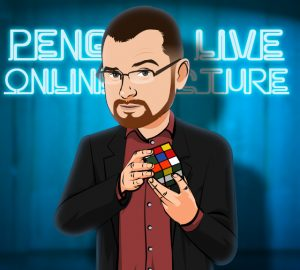 Caleb Wiles – Penguin Live Lecture (2021, May 23rd)