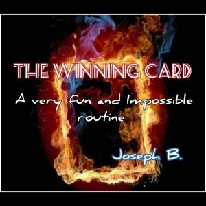 Joseph B. – THE WINNING CARD (+pdf)