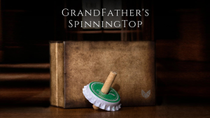 Adam Wilber and Vulpine Creations – Grandfather's Top (Gimmick not included)