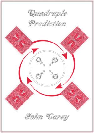 John Carey – Quadruple Prediction (official pdf)