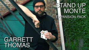 Garrett Thomas – Stand Up Monte Expansion Pack (Gimmick not included)