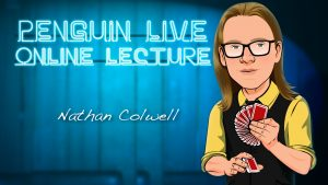 Nathan Colwell – Penguin Live Lecture (2021, June 20th)