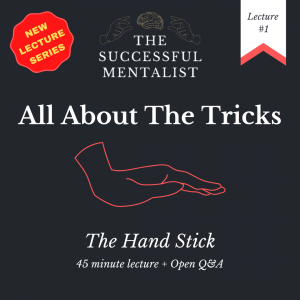 AATT1 – The Hand Stick by Ashley Green Download INSTANTLY ↓