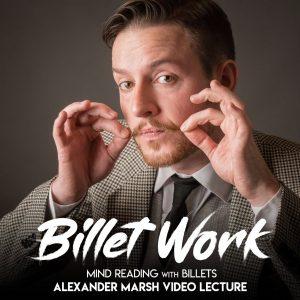 Alexander Marsh – Mind Reading with Billets (1080p video)