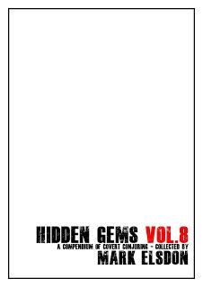 Mark Elsdon – Hidden Gems 8 (official PDF)