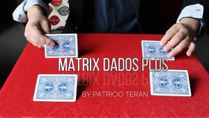 Patricio Teran – Matrix Dados plus (1080p video)