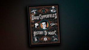 Richard Wiseman, David Britland & David Copperfield – David Copperfield's History of Magic