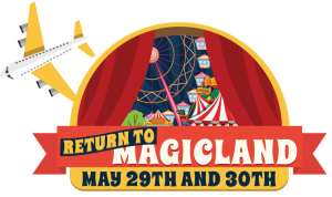 UnConventional.Fun – Return to MagicLand (MAY 29TH AND 30TH; Everything included with highest quality)