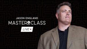 Jason England – Masterclass Live (August 2021 – all 4 weeks with highest quality) – vanishingincmagic.com
