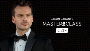 Jason Ladanye – Masterclass Live (October 2021 – all 4 weeks with highest quality) – vanishingincmagic.com