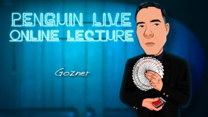 Gozner – Penguin Live Lecture (2021, July 18th)