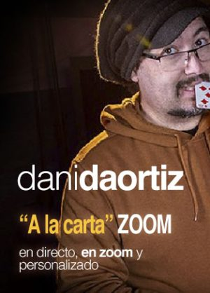 Dani DaOrtiz's first seminar via ZOOM (English, all 2 days included with highest quality)