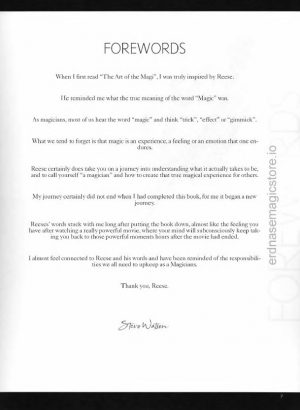 Reese Goodley – The Art Of The Magi (sample pages in description)