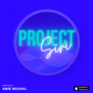 Amir Mughal – THE SIRI PROJECT! (all files included)