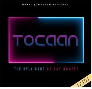 David Jonathan – TOCAAN (Virtual Edition, 1080p video)