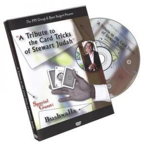 Ryan Swigert – A Tribute To The Card Tricks Of Stewart Judah