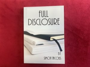 Simon Jacobs – Full Disclosure (sample pages in description)