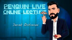 Derek Ostovani – Penguin Live Lecture (2021, August 29th)