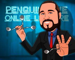 Paul Draper – Penguin Live Lecture – Cold Reading