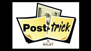Gustavo Raley – Post Trick (Gimmick not included)